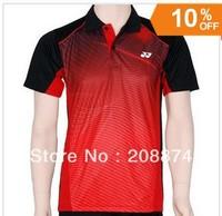 free shipping ! 2012 New YONEXX Men Limited Edition Badminton Shirt Y1127