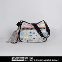 FREE SHIPPING 2013 lesport new product women  Messenger Bag Fashion nylon bag