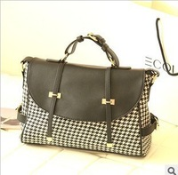 Free Shipping! The 2013 Vintage Quality Brand Ladies Briefcase, Female Fashion DR0452