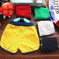 2013 summer children five-pointed star boy shorts children's pants shorts beach pants casual pants