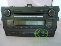 TOYOTA 86120-02610 DEH-MG8077 6 DISC CD CHANGER FOR COROLLA CAR TUNER WMA MP3