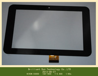 "7"" multi-touch touch screen digitizer touch panel glass for hyunday hyundai  tablet pc TPC50201"