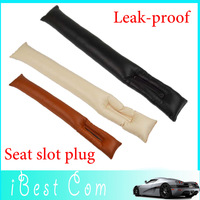 The seat slot plug supplies automotive interiors anti leakage Car Apertural Leak-proof protective sleeve seat Drop shipping