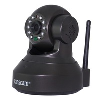 Newest 32G TF MicroSD Card Support IR Lens 3.6mm Remote Pan/Tilt Rotate Motion Detection QR Code View Network IP Camera