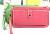 Free shipping   discount retial,wholesale women cheap wallet, more color fashion lady purse,wallet  women,money bags factory