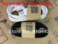 100% genuine Original Mobile Phone Micro 5pin USB Data Sync Charger Cable for Samsung Galaxy S3 S4 IV I9500 Note2 N7100 i9300
