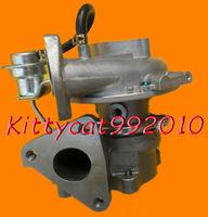 NEW RHF4 turbocharger turbo for 14411-VK500 Nissan Navara 2.5 DI 2002 year 133HP MD22 VN3 gaskets