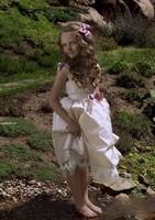 Free Shipping Lovely Ivory Taffeta prom suits girls Aline Straps first birthday dresses Short Flower Girl Tutu Dress New Arrival