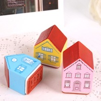 Free ship!15pc!Small house stamp / Decorative DIY cute cat Seal