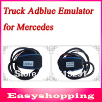 Free Ship 2013 100% Quality guaranteed! NEW Arrival Truck Adblue Emulator for Mercedez Benz Disable AdBlue system Save Adblue