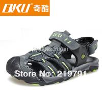 QKU our big men's outdoor sports shoes Baotou beach sandals