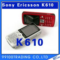 k610 Sony ericsson k610i Unlocked Cell Phone 3G GSM 2MP Camera Bluetooth JAVA Free Shipping