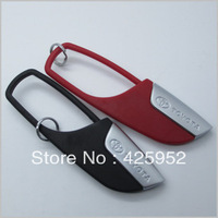 All For Toyota key chain ornament Blade key chain Car badge