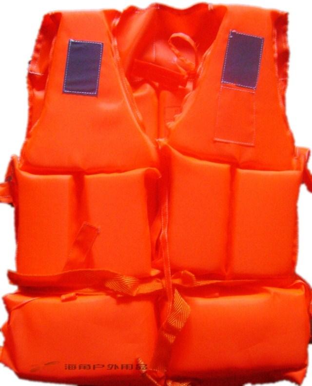 Water life vest professional child vest lifesaving orange water supplies(China (Mainland))