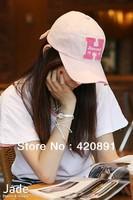 Free Shipping Newest Baseball Cap / Women Casual Letter Hat / Cotton Adjustable Cap 1 pcs Fashion  Hot Sale