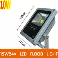 12V 10W led flood light led waterproof for outdoor lamp & wall wash lamp ip65 RGB & white floodlight led CE, RoHS free shipping