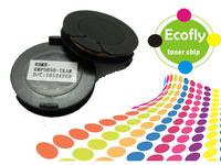 Minolta 4650 for toner cartridge reset chip used in monochrom laser printer or copier
