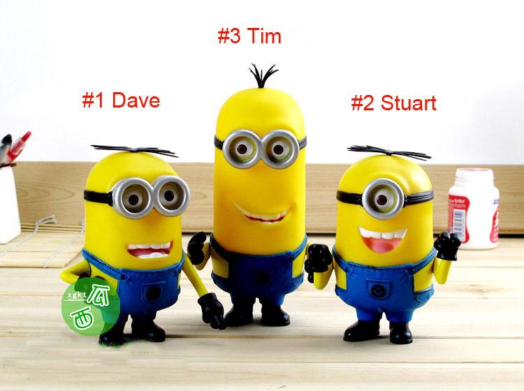 Minion Stuart Figure Minion Figure Dave Stuart