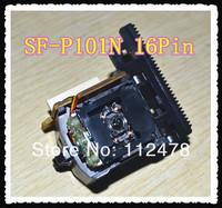 Free Shipping!10pcs/lot Optical pickup SF-P101N 16pin   DVD Laser Lens Pickups