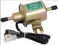 High quality electronic fuel pump HEP-02A 12V fuel pump for carburetor, motorcycle , ATV