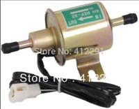 High quality electronic fuel pump HEP-02A 12V fuel pump for carburetor, motorcycle , ATV