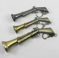 WOW world of warcraft mobile dwarf musket  Keychain