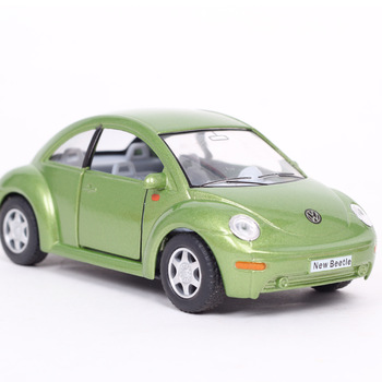 Free shipping Kt vw beetle car model toy alloy car model toy  children toys
