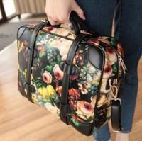 Retro bag messenger bag shoulder bag diagonal  #8807