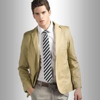Men's clothing suit male slim civies tidal current single male suit blazer casual outerwear male