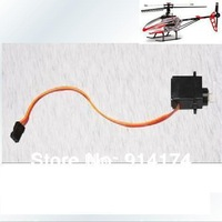 2pcs/set  MJX F45 F645 2.4G 4 channels RC Helicopter spare parts kits 016/028 servos  free shipping