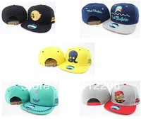 Wholesale cheap latest pink dolphin  snapbacks Dolphin snapback caps headwear hats fashions cap and hat Free shipping  mix order