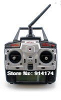 mjx F45 F645 2.4G RC  Helicopter spare parts kits 2.4g radio controller remove control free shipping