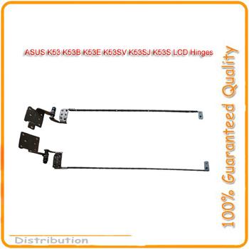 China Post Air Mail Free Shipping 1Pair Laptop LCD Hinge For ASUS K53 K53B K53E K53SV K53SJ K53S LCD Hinge Hinges