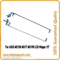 1Pair Laptop LCD Hinge For ASUS M51SN M51T M51VR LCD Hinge Hinges