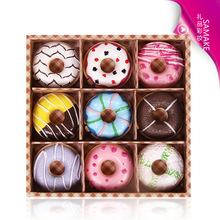 Коробка для пончиков своими руками 53