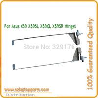 1Pair Laptop LCD Hinge For Asus X59 X59SL X59GL X59SR LCD Hinge Hinges L+R