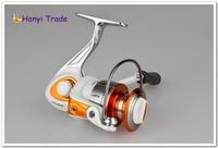 Free shipping hot selling fishing tackle high quality fishing spinning wheel precision all-metal fishing reel 11BB fishing tool