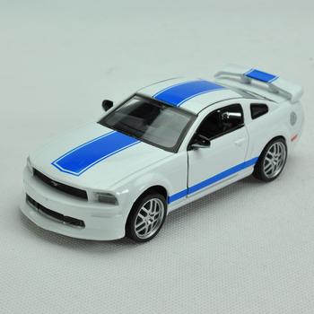 Alloy car model WARRIOR toys FORD