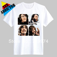 Beatles we can work it out cotton t shirt vintage fashion