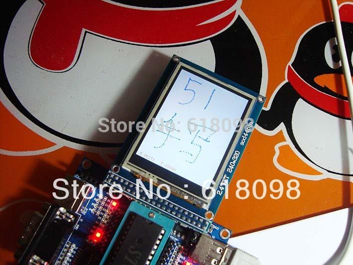 Blue Serial IIC/I2C/TWI 2004 204 20X4 Character LCD Module Display For Arduino(China (Mainland))