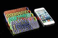 NEW  for iphone case  JustCavalli Micro & Micro-Macro Leopard Soft TPU case  cover Cavallis Puro Just