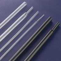 PTFE-2,10M/lot High quality Clear flexible eco-friendly fire resistance Chemical Resistance teflon heat shrink hose