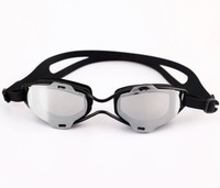 silicon Swimming goggles S561 Waterproof and anti-fog uv colourful glasses shining comfortable Swim Eyewear