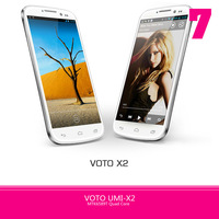 "VOTO X2 Phone MTK6589T 1.5GHz Quad Core 2G RAM 32G ROM Android 4.2 Dual SIM Cards 13MP Camera 5"" OGS 1920x1080 Free Shipping"
