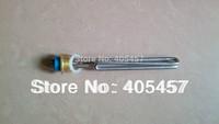 "1500W  32mm copper head heater tube,sauna straight tube,1.0 inch flange stainless steel pipe,1.25"" thread liquid heating element"