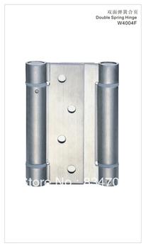 """Door Hinge W4004F-4""""x2-P2, Double Spring,Stainless Steel, Satin Staniless Steel,Double-open Passage Door,Auto Close Door"""