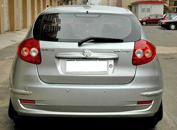 General car body protector moldings anti-rub bumper protection of car decoration strip(China (Mainland))