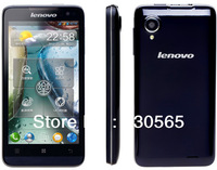 Lenovo P770 MTK6577 Dual Core 4.5 inch Android 4.1 IPS Mobile Phone 1GB/4GB Russian 3500mAh