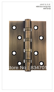 "Door Hinge W4151D-4""x4""x3-21,  4 BB ,Copper, Antique Brass,All Kinds of  Doors ,Security and Durable"