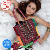 Desigual kasita colorful national trend handbag bag 082